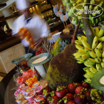 Фото отеля InterContinental Bali Resort 5* Breakfast at Taman Gita