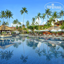 Фото отеля Nusa Dua Beach Hotel & Spa 5* Main Pool