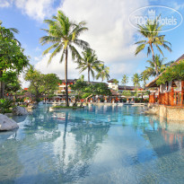 Фото отеля Nusa Dua Beach Hotel & Spa 5* Lagoon Pool