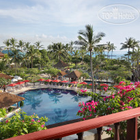 Фото отеля Nusa Dua Beach Hotel & Spa 5* Pool view from room