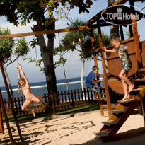 Фото отеля Nusa Dua Beach Hotel & Spa 5* Children playground