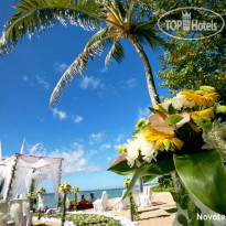 Фото отеля Novotel Benoa Bali 4* The wedding