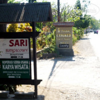 Фото отеля The Sari Bungalows 1*
