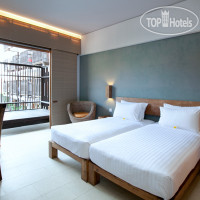 Фото отеля The Oasis Lagoon Sanur 4*