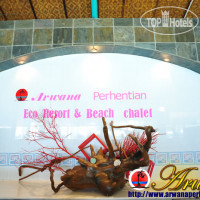Фото отеля Arwana Perhentian Eco Resort & Beach Chalet 3*