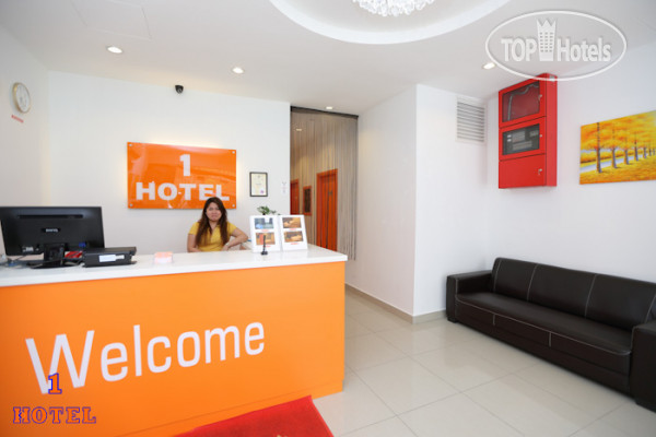 ���� 1 Hotel Taman Connaught 1* / �������� / �����-������