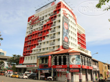 Фото отеля Tune Hotel Downtown Penang 3*