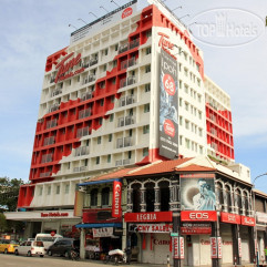 Tune Hotel Downtown Penang 3*