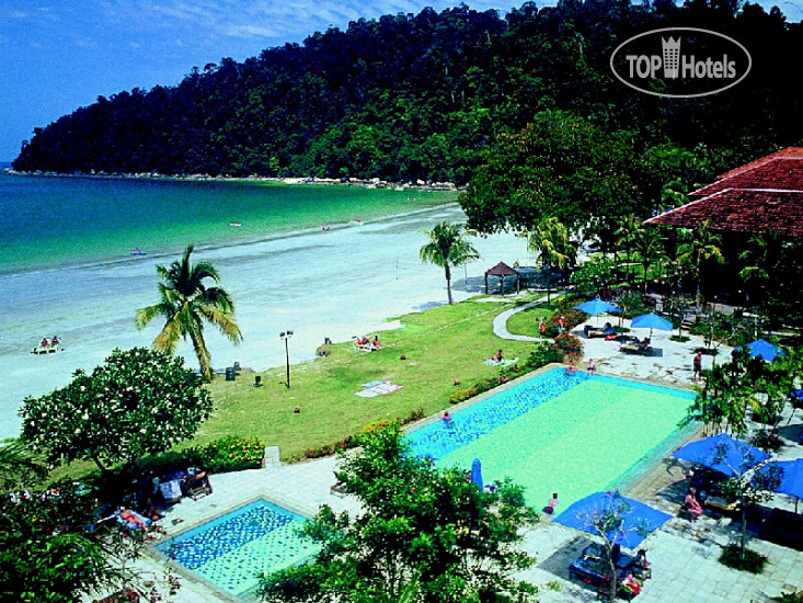 Фото отеля Pangkor Island Beach Resort 4*