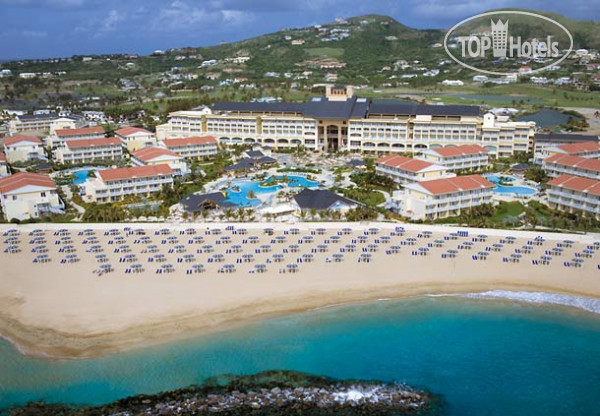 фото Marriott St. Kitts Resort & The Royal Beach Casino 4* / Сент-Китс и Невис / Сент-Китс о.