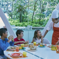 Shangri-La Singapore 5* Wellness Menu for Kids - Фото отеля
