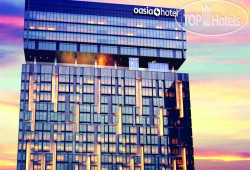 Oasia Hotel Novena, Singapore by Far East Hospitality 4*