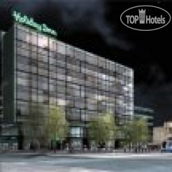 Holiday Inn Helsinki City Centre 4*