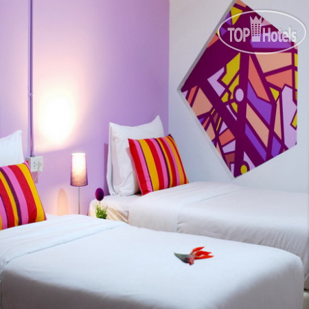 ���� 63 Bangkok Boutique Hostel 2* / ������� / �������