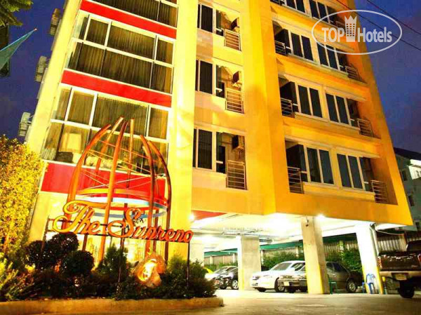 The Sunreno Serviced Apartment 3*
