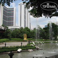 Фото отеля Bangkok Marriott Marquis Queen's Park 4*