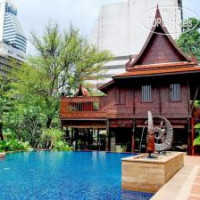 Фото отеля The Rose Hotel Bangkok 3*