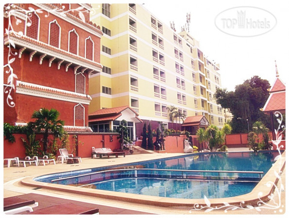 The Sun Resort & Spa Pattaya 3*