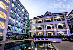 FX Hotel Pattaya (ex.The Fourth Pratumnak) 3*