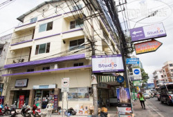 Studio Central Pattaya by iCheck inn 3*