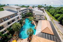 Фото отеля Sea Breeze Jomtien Resort 3*