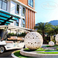 Фото отеля The Beach Heights Resort 4*