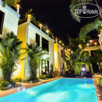 Фото отеля Palm Oasis Boutique Hotel 4*