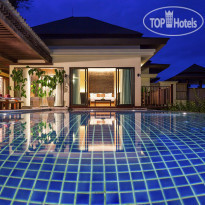 Фото отеля Centara Blue Marine Resort & Spa Phuket 4* Deluxe Two Bedroom Pool Villa