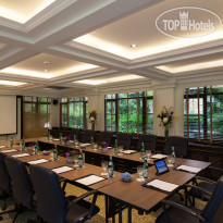 Фото отеля Dusit Thani Laguna Phuket 5* Located in the main building. Natural daylight and a view overlooking the green gardens within close proximity to the Pitch and Putt Golf Course make it an excellent venue for board meetings.