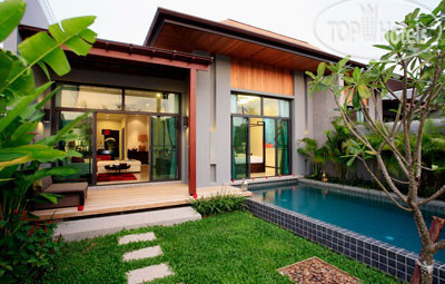 Two Villas Holiday - Onyx Style Naiharn Beach 4*