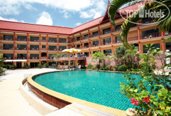 Patong Green Mountain Hotel 3*