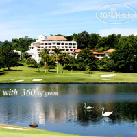Фото отеля The Green Golf Residence 3*