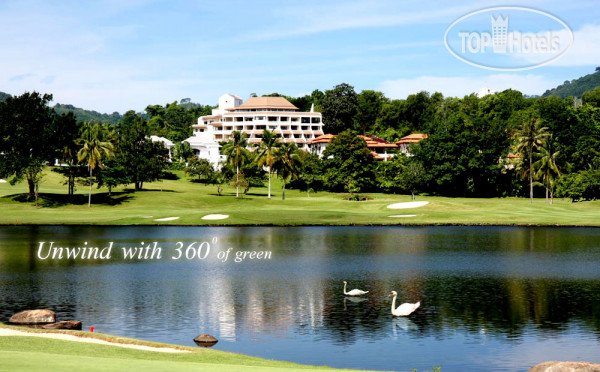 The Green Golf Residence 3*