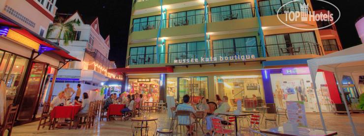 Must Sea Hotel 3  (Таиланд Южный регион Пхукет остров Ката Бич). Рейтинг  отелей и гостиниц мира - TopHotels. 32cdc50270b
