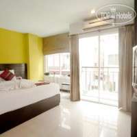 Фото отеля PJ Patong Resortel 3*