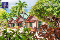Marine Beach Bungalow 3*