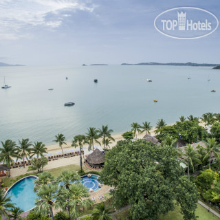 Фото отеля  Bandara Resort and Spa, Samui 4*