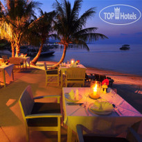 Saboey Resort & Villas 3* Beachfront Dining - Фото отеля