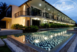 Centra by Centara Coconut Beach Resort Samui 4*