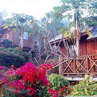 Фото отеля Hut Ing Pai Resort 3*
