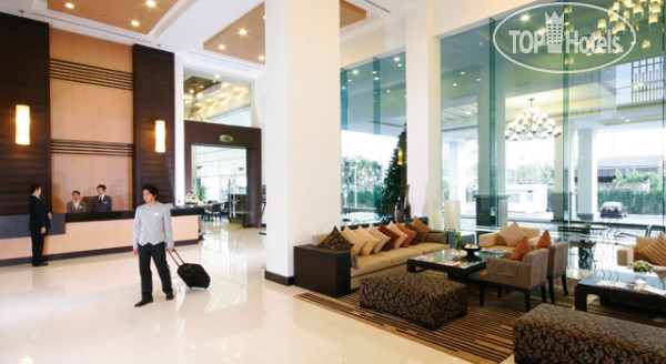 Kantary Hotel & Serviced Apartments, Kabinburi 4*