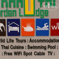 Фото отеля Khao Yai Garden Lodge 3*