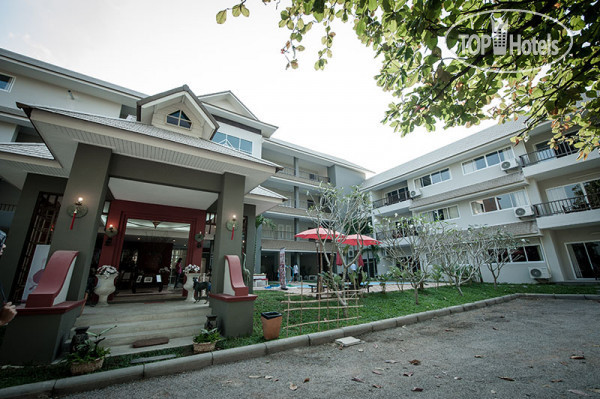The Opium Serviced Apartment & Hotel 4*