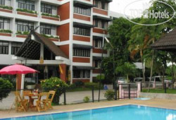 Ymca International Hotel Chiang Rai 3*