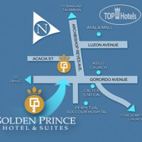 Фото отеля Golden Prince Hotel & Suites 3*