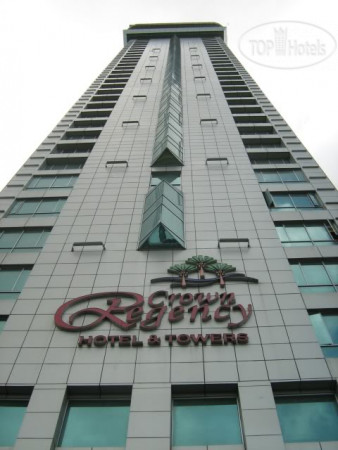 Crown Regency Hotels & Towers 4*