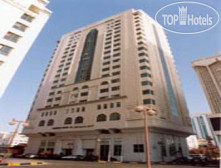 Фото отеля Howard Johnson Hotel Diplomat Abu Dhabi AE 3*