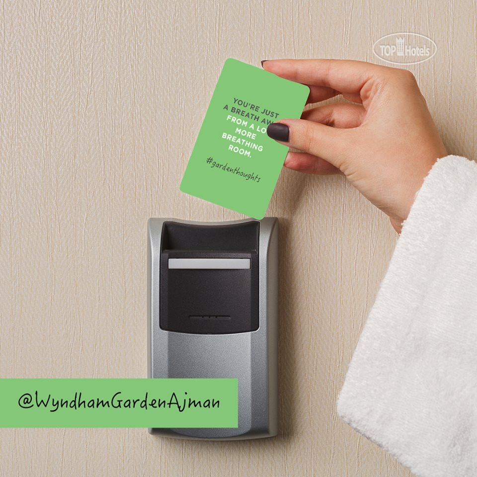 from hoteliers отеля Wyndham Garden Ajman Corniche 4*. Rating of ...