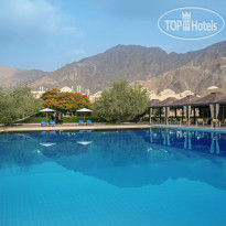 Miramar Al Aqah Beach Resort 5* Outdoor Pool - Фото отеля