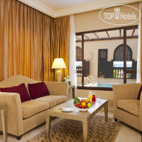 Miramar Al Aqah Beach Resort 5* Al Qasr Suite - Фото отеля